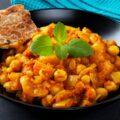 Indian Vegetarian Curry Chana Masala