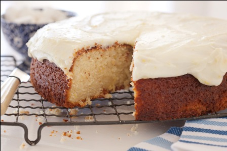Foodlovers FL Helen Jackson recipes food, Lemon yoghurt cake, Photos by Carolyn Robertson