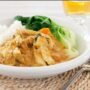 Foodlovers FL Helen Jackson recipes food, Thai chicken yellow curry, Photos by Carolyn Robertson