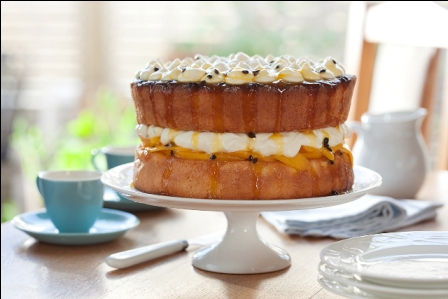 How to make a Perfect Sponge | Recipes For Food Lovers Including ...
