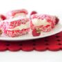 Foodlovers website recipes, Helen Jackson, Christmas baking and summer food. Raspberry lamingtons. Photos by Carolyn Robertson