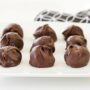 Foodlovers website, Helen Jackson recipes and food. Chocolate malt trufflesChocolate malt truffles. Photos by Carolyn Robertson