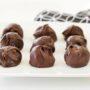 Foodlovers website, Helen Jackson recipes and food. Chocolate malt trufflesChocolate malt truffles. Photos by Carolyn Robertson