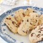 Foodlovers website, Helen Jackson recipes and food. Fig shortbread. Photos by Carolyn Robertson