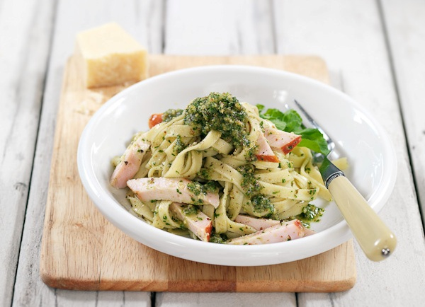 Smoked chicken pasta recipe nz