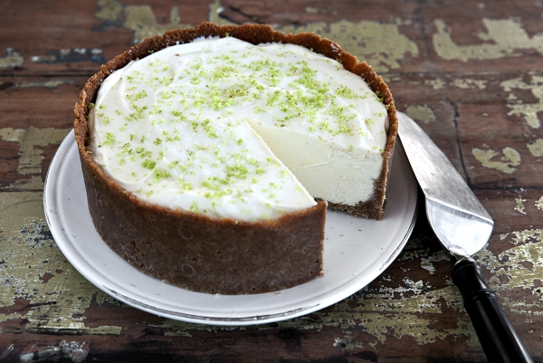 Frozen lime cheesecake (1)