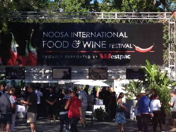 noosa wine and food