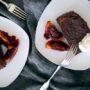 chocolate tres leche cake
