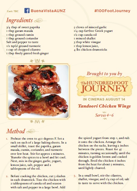 Cook with the hundred foot journey recipes for food lovers image004 forumfinder Images