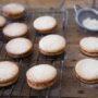 alfajores biscuits