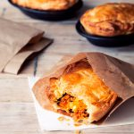 Morrocan Chicken Pie