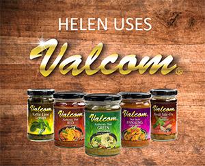Helen Valcom Spice Paste