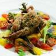 Roast Game Birds with Rosehip and Apple Jelly