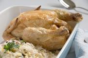 Roast Chicken for Dad!
