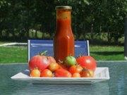 Tomato Sauce - keeping kids sweet