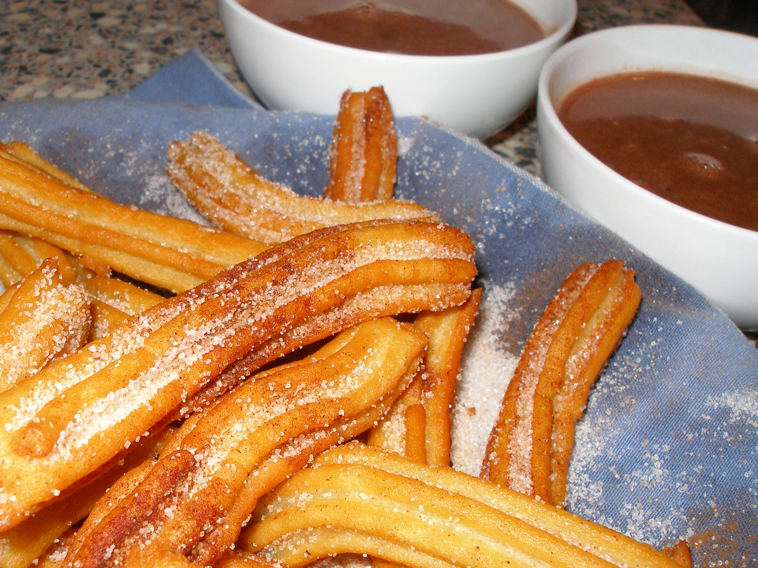 Churros up