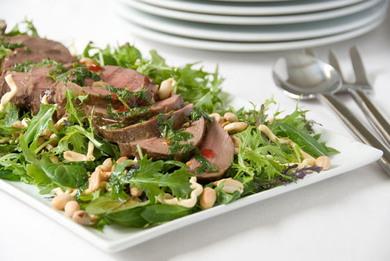Summer Beef Salad Recipes For Food Lovers Including Cooking Tips At Foodlovers Co Nz