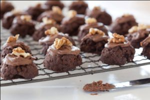 Food Lovers, Helen Jackson, recipes, food, website, Chocolate afghan biscuits, Photos by Carolyn Robertson