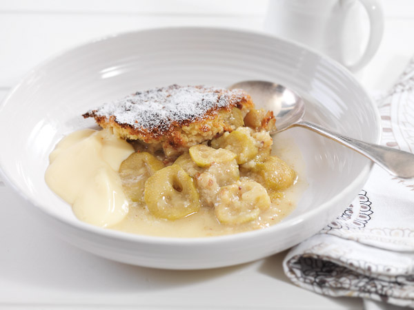 Feijoa Sponge Pudding Recipes For Food Lovers Including