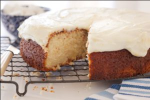 Foodlovers FL Helen Jackson recipes food, Lemon yoghurt cake, Photos by Carolyn Robertson