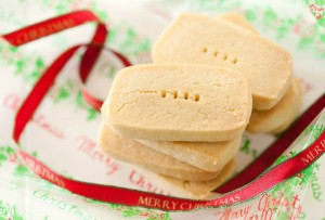 Foodlovers, Helen's Christmas Shortbread, Photos by Carolyn Robertson