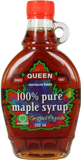 queen maple syrup