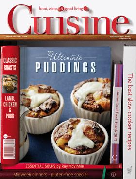 cuisine cover