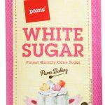 pams white sugar
