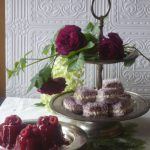 Real Berry Jellies and Weak-at- the- Knees Lamingtons