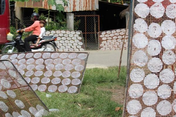 rice paper Cambodia