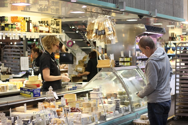 Cheese shop Adelaide